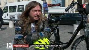 Les handicapés donnent de la voix (FRANCE 2)