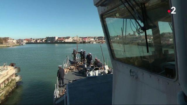 Armée : opération déminage en haute mer