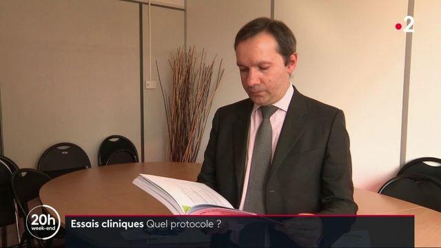 Essais cliniques : les laboratoires soumis à un protocole très strict