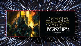 "Page de garde des ""Archives Star Wars II"" de Paul Duncan. (TASCHEN)"