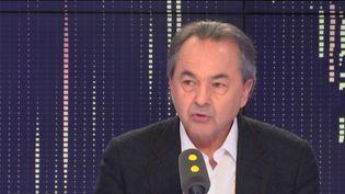 L'universitaire, Gilles Kepel, invité de franceinfo, le 13 décembre 2018. (FRANCEINFO / RADIOFRANCE)