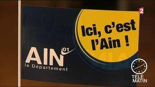 Le nom des habitants de l'Ain sera dévoilé en juin. (FRANCE 2)