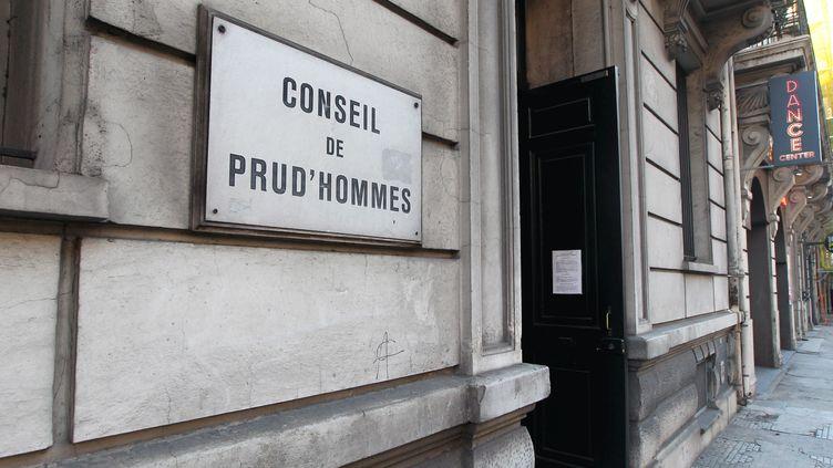 Le conseil des prud'hommes de Perpignan (Pyréenées-Orientales). (MAXPPP)