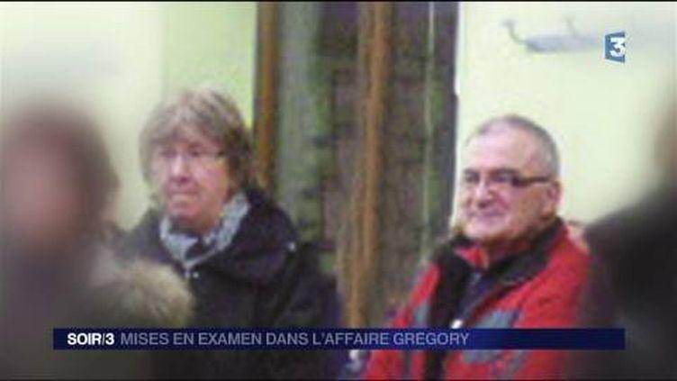 Les époux Jacob ont été mis en examen dans l'affaire Grégory. (FRANCE 3)