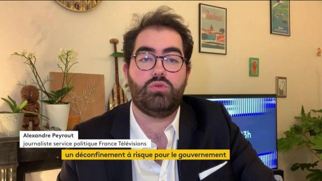 Déconfinement : Emmanuel Macron et Edouard Philippe jouent gros