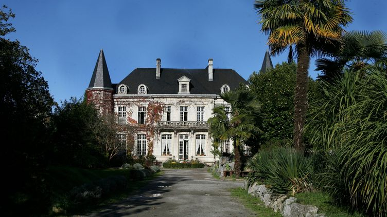 La secte évangéliste Tabitha's Place à Sus dans les Pyrénées-Atlantiques, le 28 novembre 2006. (MAXPPP)