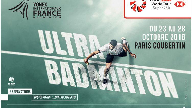 Paris Coubertin (Yonex Internationaux France Badminton)