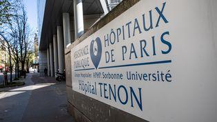 L'hôpital Tenon, dans le 20ème arrondissement de Paris. (AURELIEN MORISSARD / MAXPPP)