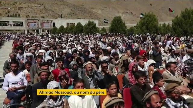 Afghanistan : Ahmad Massoud suit les traces de son père