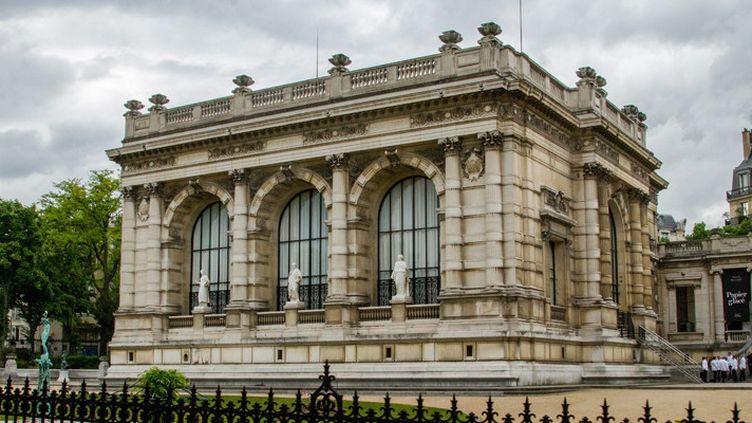 Le Palais Galliera, qui abrite le musée de la Mode, à Paris (avril 2014)  (Bruno Levesque / IP3 Press / MaxPPP)