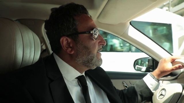 """""""Il n'y a pas que les femmes qui ont été victimes d'Harvey Weinstein"""" : son ancien chauffeur à Cannes se confie à """"Complément d'enquête"""""""