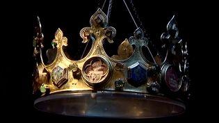Le trésor de la cathédrale d'Amiens entièrement réaménagé pourpermettre au public de découvrir ses reliques et ses pièces d'orfèvrerie exceptionnelles  (Culturebox / Capture d'écran)