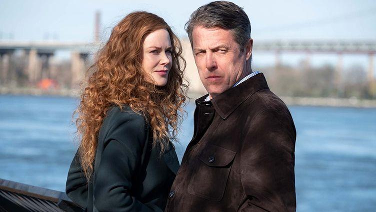 """Nicole Kidman et Hugh Grant dans la série """"The Undoing"""", diffusée sur OCS à partir du 26 octobre 2020. (HBO)"""