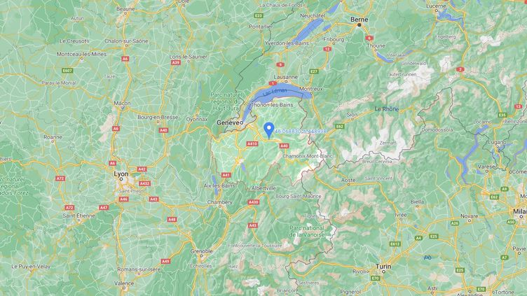Unréseau de prostitution basé en Haute-Savoie a été démantelé par l'Office Central pour la Répression de la Traite des Êtres Humains (OCRTEH) et la police judiciaire entre septembre et octobre 2020. (GOOGLE MAPS)
