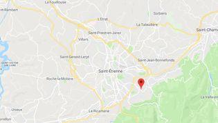 Une étudiante a été violée par un hommeprès de la faculté des Sciences de Saint-Étienne. (GOOGLE MAPS)