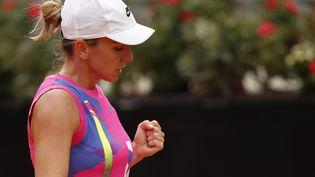 La Roumaine Simona Halep couronnée à Rome (CLIVE BRUNSKILL / POOL)