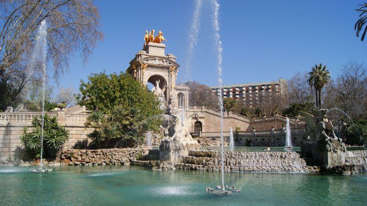 Le parc de la Ciutadella à Barcelone.L'Espagne reste l'une des destinations préférées des Français pour les vacances (www.barcelona-autrement.com)