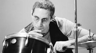 Le batteur Charlie Watts à New York en 1978. (MICHAEL PUTLAND / HULTON ARCHIVE)