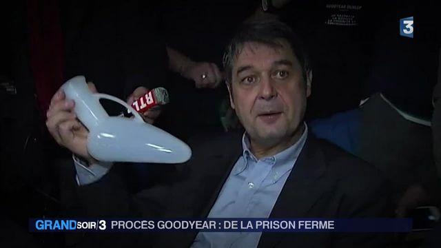 Goodyear d'Amiens-Nord : sanction inédite contre huit ex-salariés