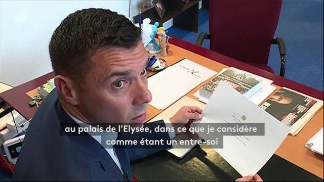 Finistère : un maire décline l'invitation d'Emmanuel Macron à l'Élysée