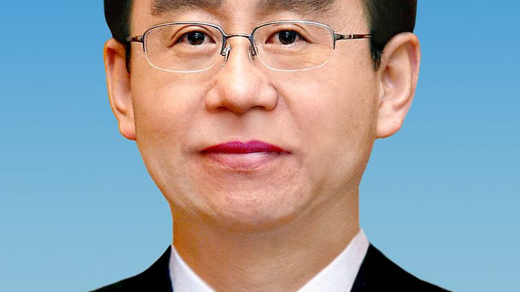 Ling Jihua a, semble-t-il, été écarté des instances dirigeantes du Parti communiste chinois après l'accident de Ferrari de son fils. (LANDOV / MAXPPP)