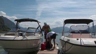 Haute-Savoie : un parfum d'été sur le lac d'Annecy (France 3)