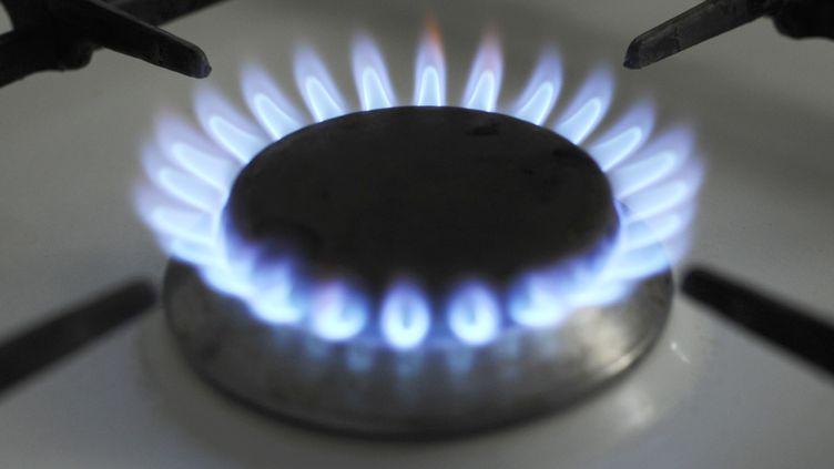 Le prix du gaz pour les particuliers augmentera de 2% à partir du 1er octobre 2012. (JOHANNA LEGUERRE / AFP)