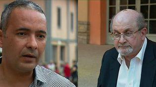 Assises International du Roman de Lyon - Kamel Daoud et Salman Rushdie deux visions qui s'opposent à l'obscurantisme  (France 3 / Culturebox)