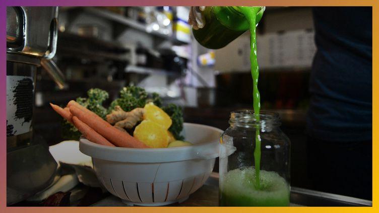 Les régimes détox sont ils bons pour la santé ? (Radio France)