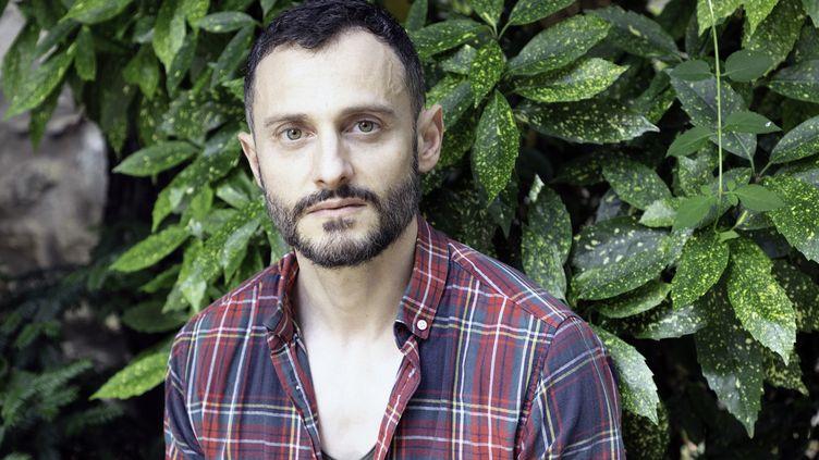 Le romancier Jean-Baptiste Del Amo, août 2021 (FRANCESCA MANTOVANI)