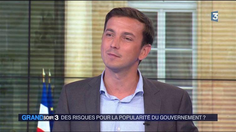 Aurélien Taché, député LREM (France 3)