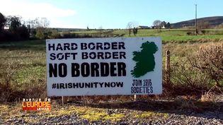 """Irlande : borderline (""""Avenue de l'Europe"""". Brexit : le naufrage) (FRANCE 3 / FRANCETV INFO)"""