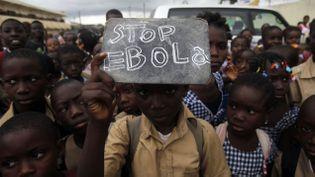 (3.093 personnes sont mortes d'Ebola en Afrique de l'Ouest © Reuters-Luc Gnago)