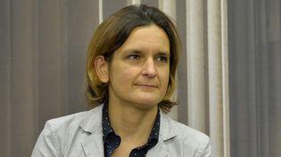 Esther Duflo alerte sur la situation en Inde où le Covid flambe. (JOSEPH PREZIOSO / AFP)