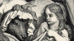 La suite du feuilleton de France 2 consacré aux contes des frères Grimm revient sur l'un des plus célèbres d'entre eux : le petit chaperon rouge. (France 2)