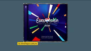Pas d'Eurovision en 2020, mais un double CD (FRANCEINFO)