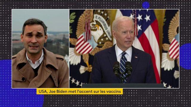USA : les promesses de Biden