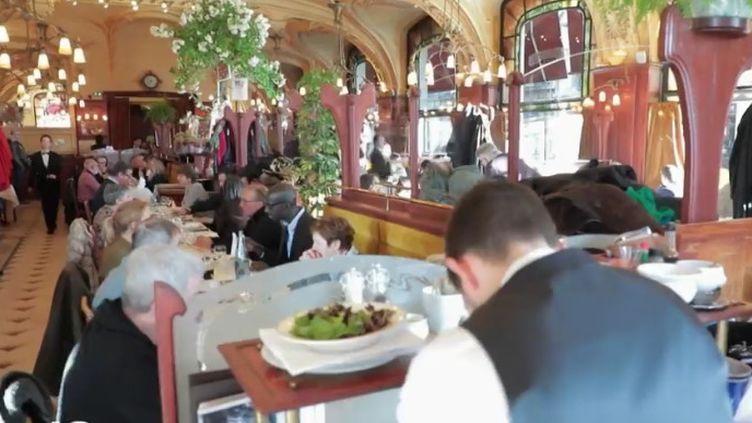La brasserie L'Excelsior à Nancy (Meurthe-et-Moselle) (CAPTURE ECRAN FRANCE 2)