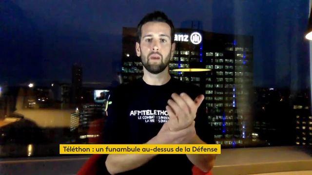 FTVI-MOD UN FUNAMBULE AU DESSUS DE LA DEFENSE