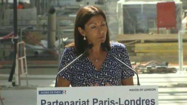 """Le sujet du Burkini, """"une sorte d'hystérie politique et médiatique"""" pour Anne Hidalgo"""