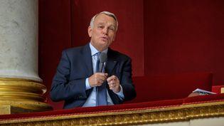 Le Premier ministre, Jean-Marc Ayrault, à l'Assemblée nationale, à Paris, le 25 juin 2013. ( MAXPPP)