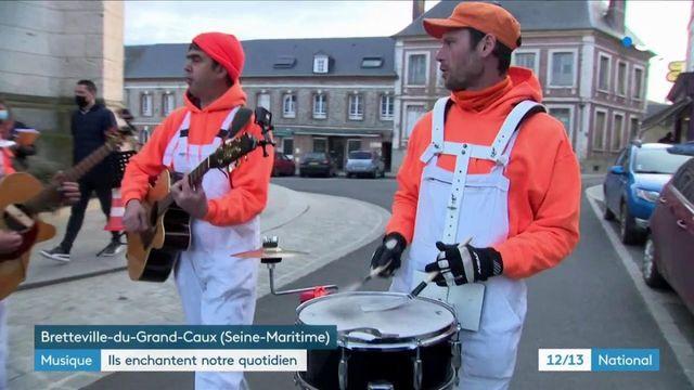 Musique : des chanteurs de rue déconfinent la chanson