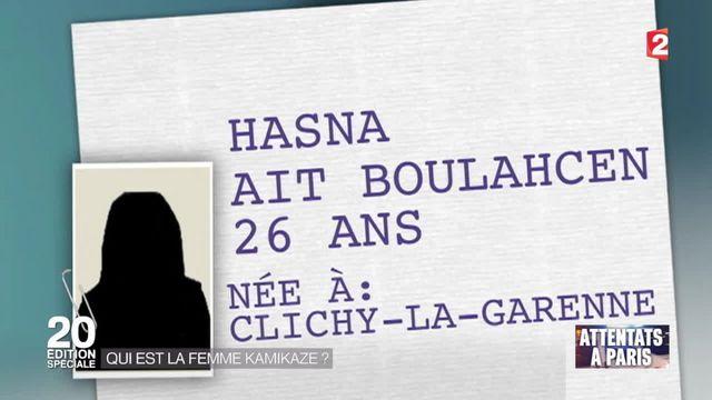 Assaut de Saint-Denis :  qui est la femme kamikaze ?
