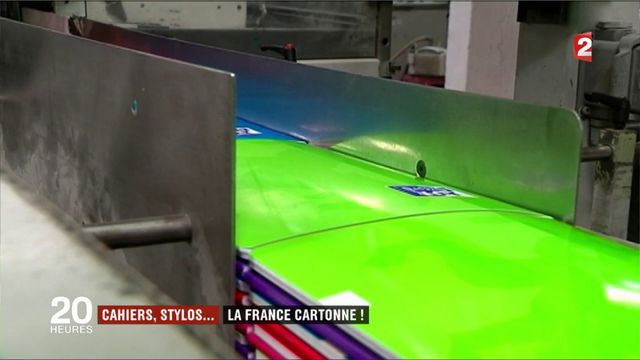 Fournitures scolaires : le made in France cartonne