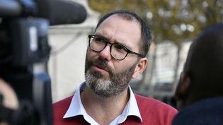 François Devaux, le 28 novembre 2019, à Lyon. (JO?L PHILIPPON / MAXPPP)