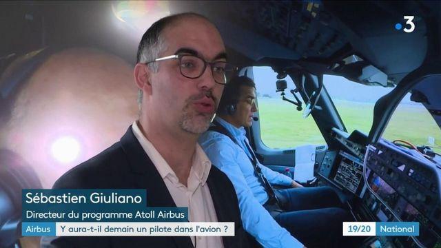 Airbus : y aura-t-il demain un pilote dans l'avion ?