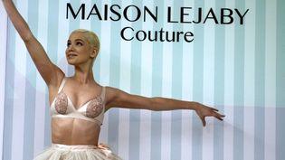 Collection Renaissance de la Maison Lejaby  (LIONEL BONAVENTURE / AFP)