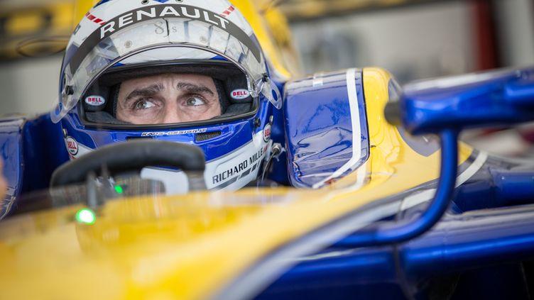 Nicolas Prost (Renault e.dams) (CLEMENT LUCK / DPPI MEDIA)
