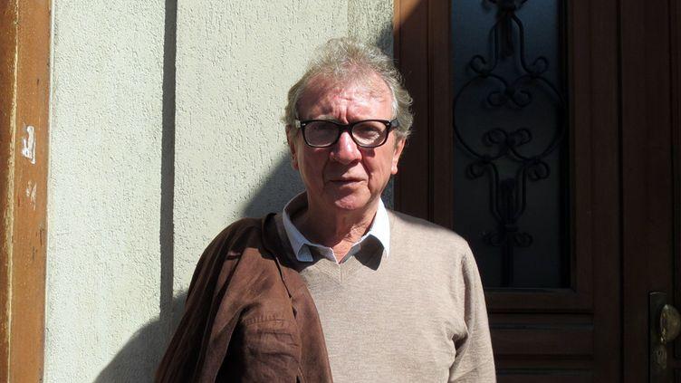 John Greaves à Paris le 9 septembre 2015  (Annie Yanbékian)
