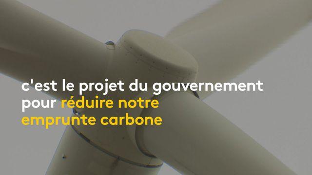 Éoliennes : le défi du recyclage